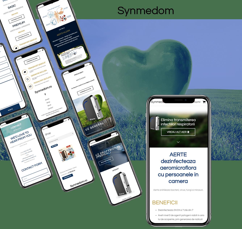Hold Marketing Agentie de publicitate - Synmedom mobil