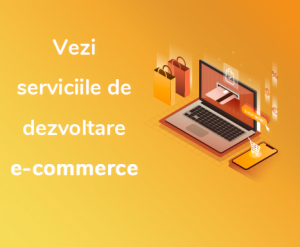 Servicii de dezvoltare magazine online - Hold Marketing
