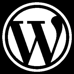 Creare site web - logo wordpress