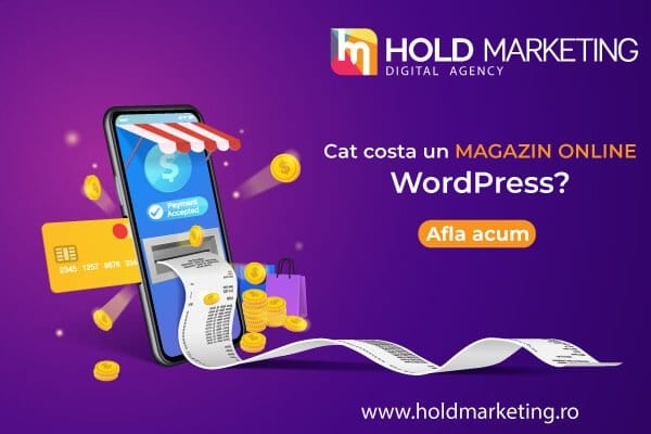 magazin online Wordpress