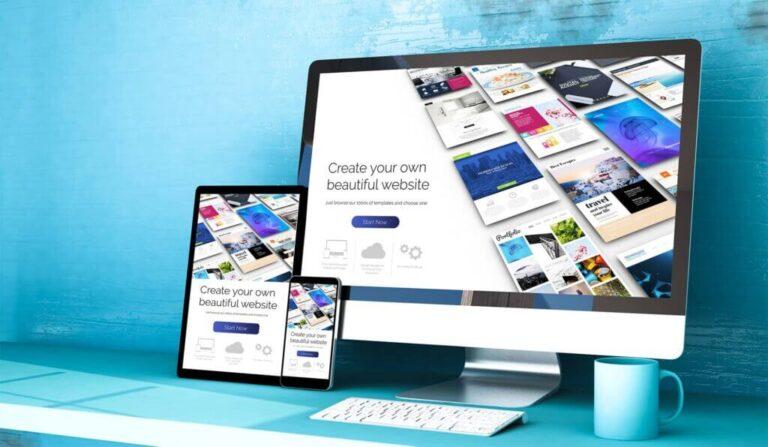 Promovarea online | Design-ul site-ului optimizat pentru toate tipurile de device - desktop, tableta, mobile