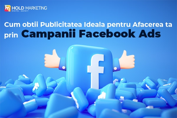 Banner Campanii Facebook ads - Like Facebook
